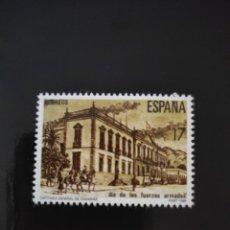 Sellos: ESPAÑA SPAIN 2849 1986 DÍA DE LAS FUERZAS ARMADAS, LUJO MNH. Lote 241256810
