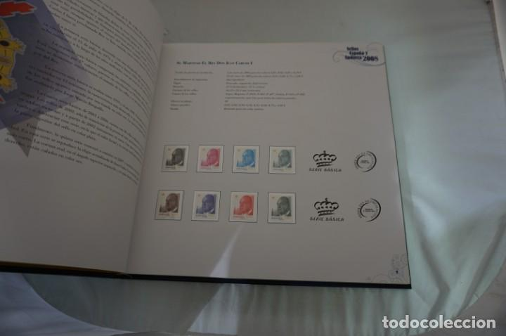 Sellos: ALBUM COMPLETO SELLOS ESPAÑA Y ANDORRA 2008 - IMPECABLE! - Foto 8 - 241345990