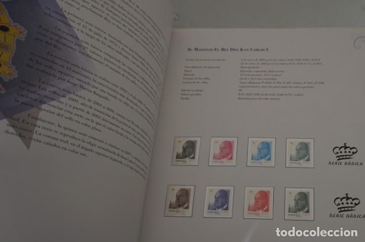 Sellos: ALBUM COMPLETO SELLOS ESPAÑA Y ANDORRA 2008 - IMPECABLE! - Foto 9 - 241345990
