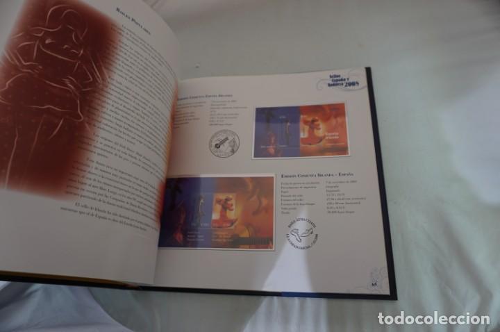 Sellos: ALBUM COMPLETO SELLOS ESPAÑA Y ANDORRA 2008 - IMPECABLE! - Foto 14 - 241345990