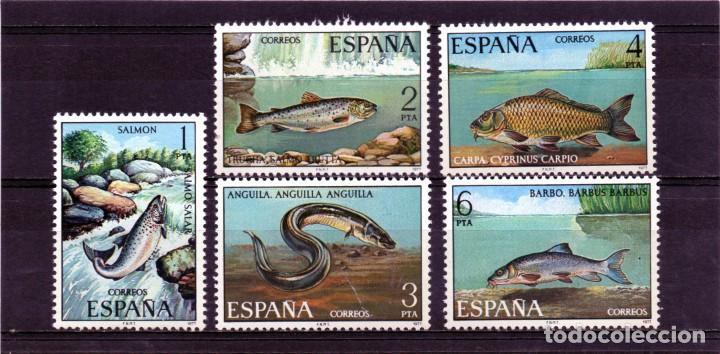 ESPAÑA / SPAIN / ESPAGNE AÑO 1977 EDIFIL NR. 2403/07 NUEVO FAUNA HISPANICA (Sellos - España - Juan Carlos I - Desde 1.975 a 1.985 - Nuevos)