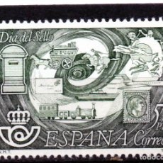 Sellos: ESPAÑA / SPAIN / AÑO 1978 EDIFIL NR. 2480 NUEVO DIA DEL SELLO. Lote 241990175