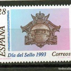 Sellos: ESPAÑA / SPAIN / AÑO 1993 EDIFIL NR. 3243 NUEVO DIA DEL SELLO. Lote 241992305