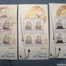 Sellos: 1996 BARCOS DE ÉPOCA EDIFIL 3415/16. Lote 242434710