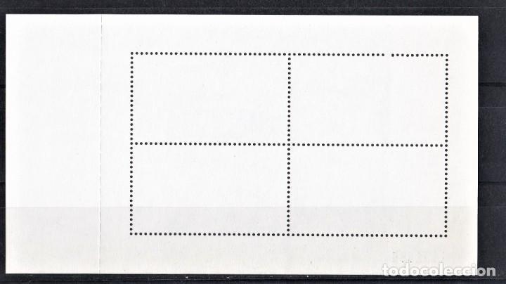 Sellos: España 1987 lote de 10 hojitas exposicion filatelica de España y America. - Foto 2 - 242885260