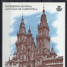 Sellos: R13-B.AL_001/ ESPAÑA 2018, EDIFIL 5210 MNH***, PATRIMONIO MUNDIAL. Lote 243336500