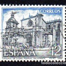 Sellos: EDIFIL 2836 ESPAÑA 1986 PAISAJES Y MONUMENTOS. USADO. Lote 243518310