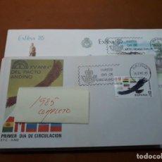 Sellos: SELLOS ESPAÑA OFERTA SPD AÑO 1985 COMPLETO. Lote 244009250