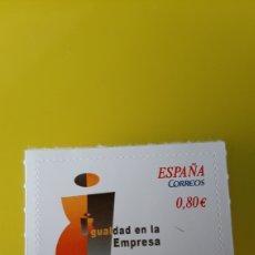 Sellos: ESPAÑA 2011 DÍA INTERNACIONAL MUJER EDIFIL 4644 NUEVA O USADA SOLICITA A FILATELIA COLISEVM. Lote 244185310