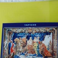 Sellos: EDIFIL 4652 NUEVA O USADA ARTE TAPICES ESPAÑA 2011 FILATELIA COLISEVM. Lote 244470655