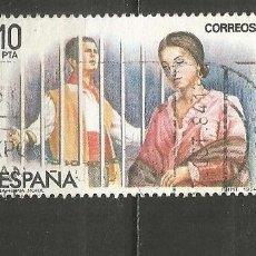 Sellos: ESPAÑA EDIFIL NUM. 2766 USADO. Lote 244561655