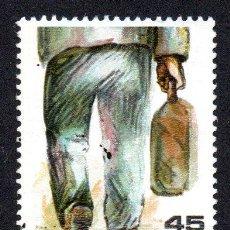 Sellos: EDIFIL 2846 ESPAÑA 1986 LA EMIGRACIÓN. USADO. Lote 244710615