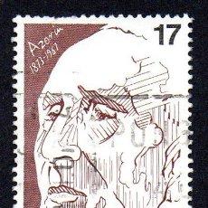 Sellos: EDIFIL 2855 ESPAÑA 1986 PERSONAJES. USADO. Lote 244711355
