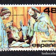 Sellos: EDIFIL 2868 ESPAÑA 1986 NAVIDAD. USADO. Lote 244712435