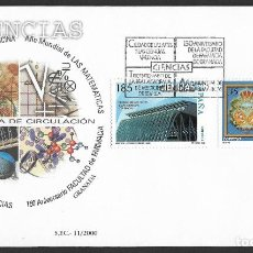 Sellos: ESPAÑA - SPD. EDIFIL NSº 3708/11 CON DEFECTOS AL DORSO. Lote 244781725