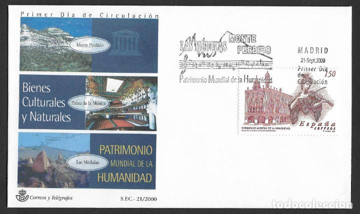 ESPAÑA - SPD. EDIFIL NSº 3729/31 CON DEFECTOS AL DORSO (Sellos - España - Juan Carlos I - Desde 2.000 - Cartas)