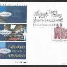Sellos: ESPAÑA - SPD. EDIFIL NSº 3729/31 CON DEFECTOS AL DORSO. Lote 244781800