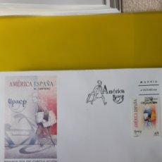 Selos: 1997 ESPAÑA EDIFIL 3513 USADO SFC 28 CARTERO UPAEP AMÉRICA FILATELIA COLISEVM. Lote 244792805