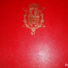 Sellos: ESPAÑA AÑOS 1976/1984 NUEVOS MONTADOS EN HOJAS EDIIFL Y FILOSTUCHES NEGROS. Lote 245252945