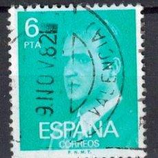 Francobolli: ESPAÑA 1977 - EDIFIL 2392 - S.M. DON JUAN CARLOS I. Lote 245256655