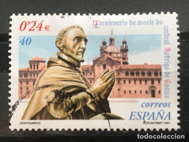 EDIFIL 3801 SELLOS USADOS DE ESPAÑA AÑO 2001 1074 (Sellos - España - Juan Carlos I - Desde 2.000 - Usados)