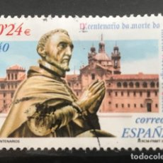 Sellos: EDIFIL 3801 SELLOS USADOS DE ESPAÑA AÑO 2001 1074. Lote 245380640