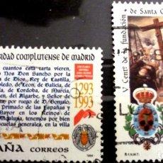 Sellos: SELLOS ESPAÑA 1994 - FOTO 188 - Nº 3299, COMPLETA,USADO. Lote 245613310