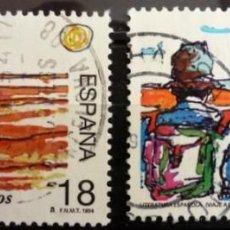 Sellos: SELLOS ESPAÑA 1994 - FOTO 190 - Nº 3303, COMPLETA,USADO. Lote 245613800