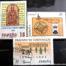 Sellos: SELLOS ESPAÑA 1994 - FOTO 192 - Nº 3309, COMPLETA,USADO. Lote 245614440