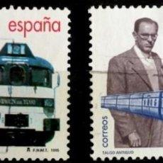 Sellos: SELLOS ESPAÑA 1995 - FOTO 197 - Nº 3347, COMPLETA,USADO. Lote 245615625