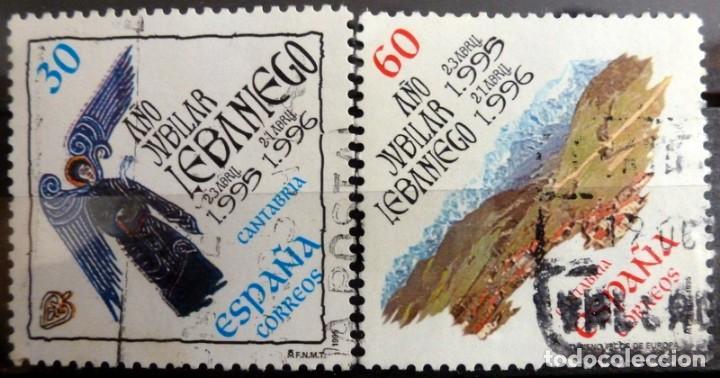 SELLOS ESPAÑA 1995 - FOTO 199 - Nº 3354, COMPLETA,USADO (Sellos - España - Juan Carlos I - Desde 1.986 a 1.999 - Usados)