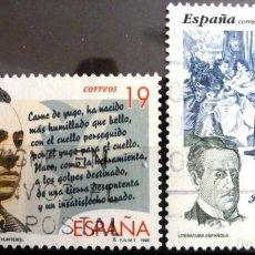 Sellos: SELLOS ESPAÑA 1995 - FOTO 200 - Nº 3356, COMPLETA,USADO. Lote 245616135