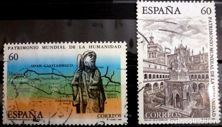 SELLOS ESPAÑA 1995 - FOTO 205 - Nº 3390, COMPLETA,USADO (Sellos - España - Juan Carlos I - Desde 1.986 a 1.999 - Usados)