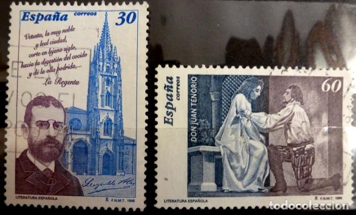 SELLOS ESPAÑA 1996 - FOTO 209 - Nº 3456, COMPLETA,USADO (Sellos - España - Juan Carlos I - Desde 1.986 a 1.999 - Usados)