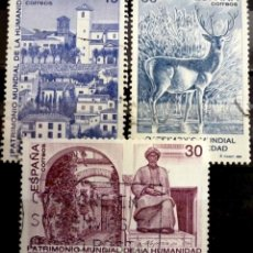 Sellos: SELLOS ESPAÑA 1996 - FOTO 210 - Nº 3453, COMPLETA,USADO. Lote 245617950