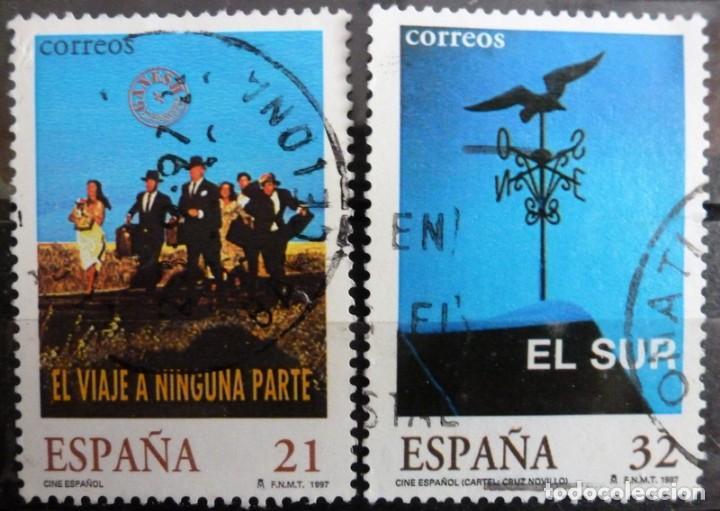 SELLOS ESPAÑA 1997 - FOTO 211 - Nº 3472, COMPLETA,USADO (Sellos - España - Juan Carlos I - Desde 1.986 a 1.999 - Usados)