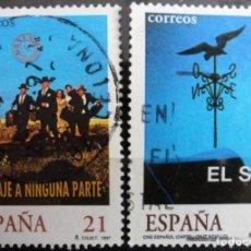 Sellos: SELLOS ESPAÑA 1997 - FOTO 211 - Nº 3472, COMPLETA,USADO. Lote 245618245