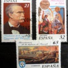 Sellos: SELLOS ESPAÑA 1997 - FOTO 213 - Nº 3498, COMPLETA,USADO. Lote 245618810