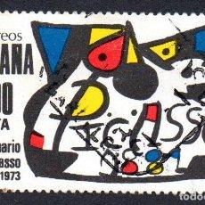 Sellos: EDIFIL 2609 ESPAÑA 1981 HOMENAJE A PICASSO. USADO. Lote 245739015