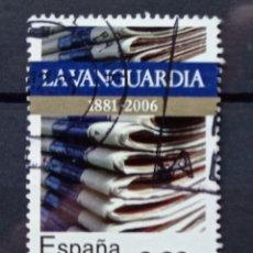Sellos: ESPAÑA 2006 - LA VANGUARDIA 125 ANIVERSARIO. Lote 245741305