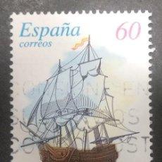Sellos: ESPAÑA 1996. NAVIO EL CATALAN. Lote 246161255