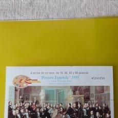 Selos: USADO LUJO 1995 ESPAÑA EDIFIL 3401 USADA O NUEVA SOLICITA TUS FALTAS A FILATELIA COLISEVM. Lote 246210180