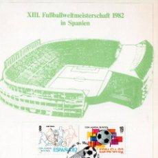 Sellos: ESPAÑA, CARTA 1980, , MICHEL 2463. Lote 246231565