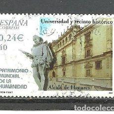 Sellos: ESPAÑA 2001 - EDIFIL NRO. 3854 - USADO -. Lote 246593260