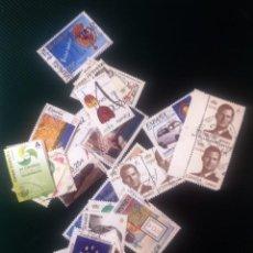 Sellos: LOTE 25 SELLOS DE ESPAÑA. Lote 247437065