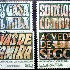 Sellos: SELLOS ESPAÑA 1989 - FOTO 220 - Nº 3038, COMPLETA,USADO. Lote 247578775