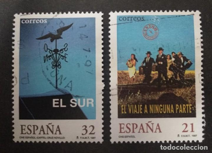 ESPAÑA - 1997 - CINE ESPAÑOL (Sellos - España - Juan Carlos I - Desde 1.986 a 1.999 - Usados)