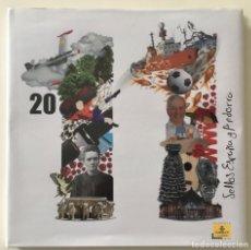 Sellos: 2011-ESPAÑA LIBRO CORREOS ESPAÑA Y ANDORRA. Lote 248149410