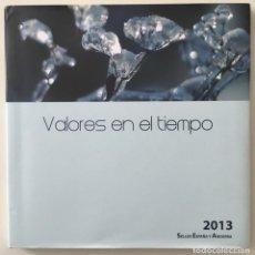 Sellos: 2013-ESPAÑA LIBRO CORREOS ESPAÑA Y ANDORRA INCLUYE - PRUEBAS -. Lote 248162570