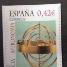 Timbres: ESPAÑA 2007 CIENCIA ASTRONOMÍA CALENDARIO GREGORIANO EDIFIL 4311 USADO. Lote 248202065